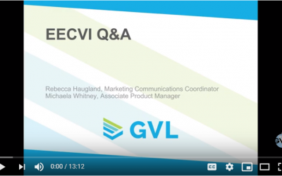 New EECVI Q&A Session Available Now