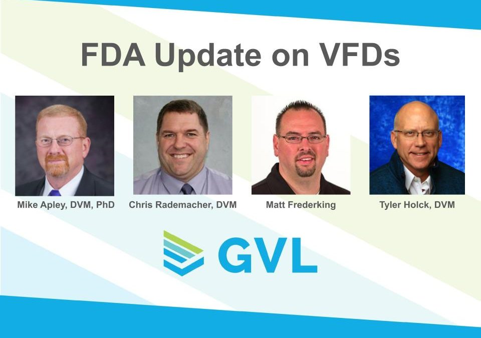 FDA Update on VFDs Webinar Resources