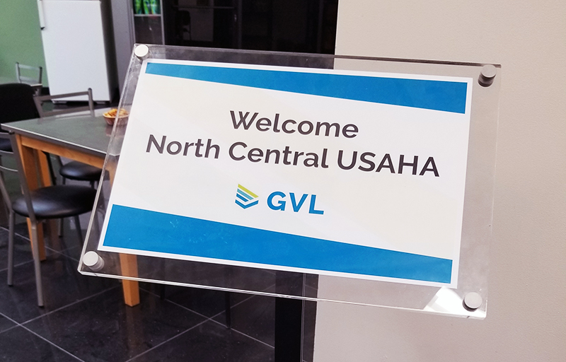 North Central US Animal Health Association Tours GVL