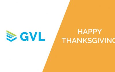 Happy Thanksgiving from GVL