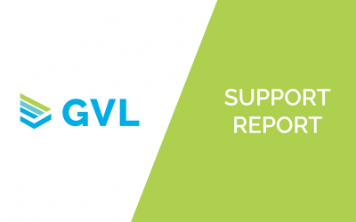 Support Report from GVL Customer Success