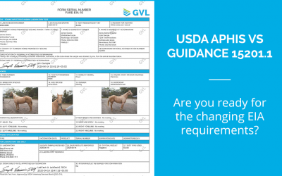 New EIA Requirements for Veterinarians and Laboratories