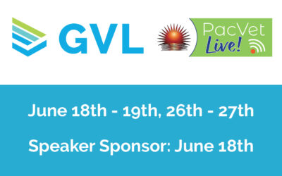 Connect with GVL during PacVet Live