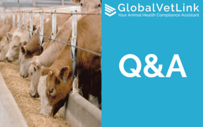 Q&A from Veterinary Feed Directive Refresh Webinar